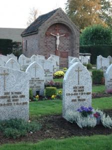 begraafplaats Einighausen