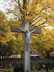 begraafplaats Guttecoven